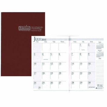 ACADEMIC MONTHLY PLANNER 14 MONTHS