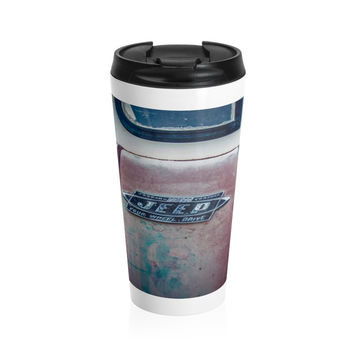 Jeep Thing Stainless Steel Travel Mug