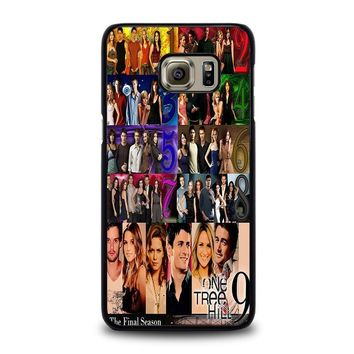 one tree hill samsung galaxy s6 edge plus case cover  number 1