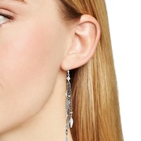 Chan LuuFringe Drop Earrings