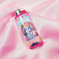 Krishna God Spiritual Bic Lighter Case