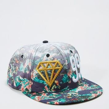 Tropical Gemstone Snapback | Flat Brim Hats | rue21