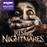 Rise of Nightmares (Microsoft Xbox 360, 2011) Complete