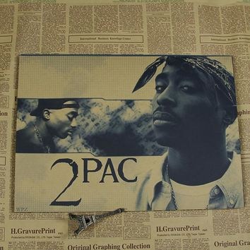 Hip Hop Wall Stickers