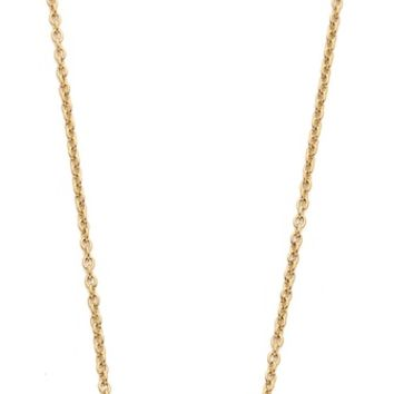 Marc by Marc Jacobs Don't Panic Nameplate Pendant Necklace