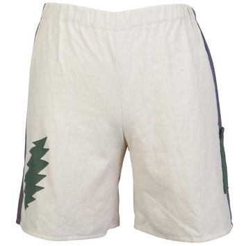 Grateful Dead - Lightning Bolt Natural Juvy Shorts