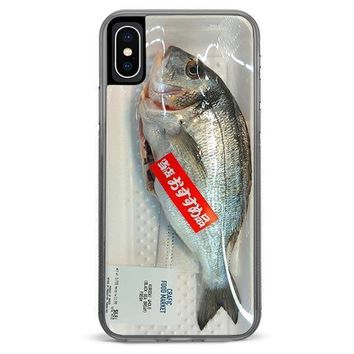 Fresh Fish iPhone XR case