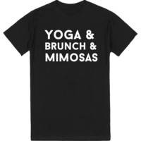 Yoga Brunch and Mimosas