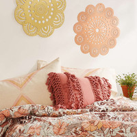 Hanging Metal Medallion Wall Decor - Urban Outfitters