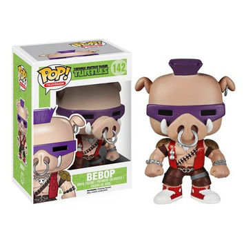 Teenage Mutant Ninja Turtles Bebop FUNKO Pop Vinyl