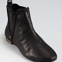 Juicy Couture Flat Booties - Brighton | Bloomingdale's