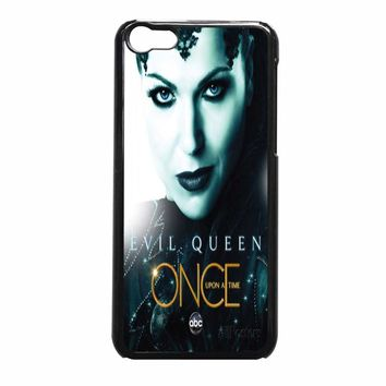 Once-Upon-A-Time Evil Queen 245 iPhone 5c Case