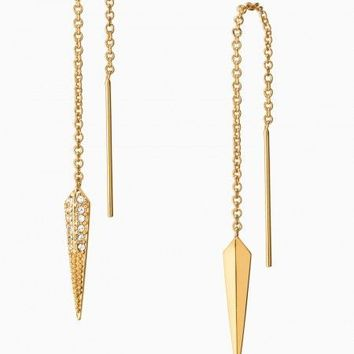 Seine Threader Earrings