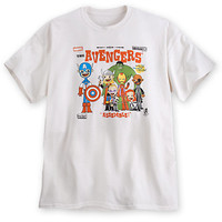 Marvel Avengers Assemble New York Comic-Con Exclusive Tee for Men | Marvel Shop