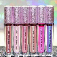 glitter lip gloss make up Lasting Bright Cup lipstick Moisturizing  lipgloss