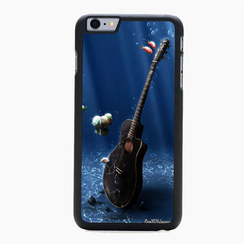 Sea Guitar For iPhone 6 Plus iPhone 6 Case