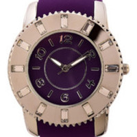 FMD Ladies Silicone Watch  by Fossil