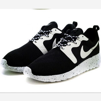 Nike Roshe Run Gold Trophy Hypervenom starry sky Black white starry sky