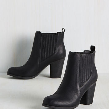 Activate Your Aspirations Bootie | Mod Retro Vintage Boots | ModCloth.com