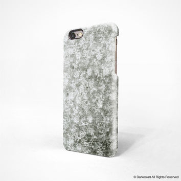 Grunge floral iPhone 6 case, iPhone 6 plus case S393
