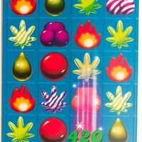 ALMOST YOUNESS CANDY KUSH R7 DECK 7.75""