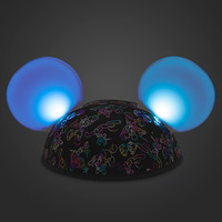 Mickey Mouse and Friends Light-Up Made With Magic Ear Hat