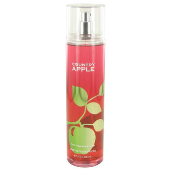 Country Apple by Bath & Body Works Fine Fragrance Mist 8 oz