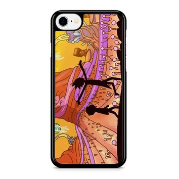 Rick Morty iPhone 8 Case