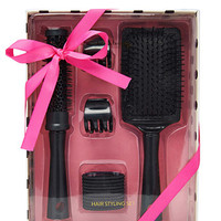 Polka Dot Hair Styling Set