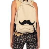 Mustache Pipe Backpack - 2020AVE
