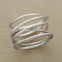 TWISTS & TURNS RING         -                Band         -                Rings         -                Jewelry         -                Categories                       | Robert Redford's Sundance Catalog