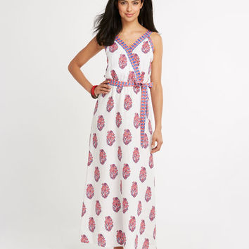 Shop Shell Fleur Maxi Dress at vineyard vines
