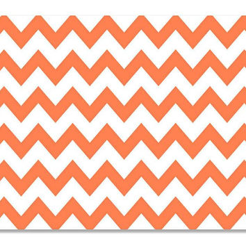 Chevron Large Pattern Print Wall Art