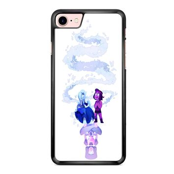 Ruby And Sapphire Steven Universe iPhone 7 Plus Case