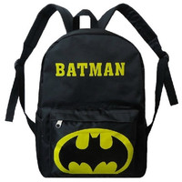 New Arrival Batman Backpack W138286