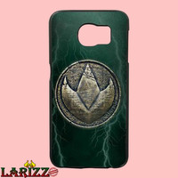 B-Craft Green Ranger Dragonzord Coinfor iphone 4/4s/5/5s/5c/6/6+, Samsung S3/S4/S5/S6, iPad 2/3/4/Air/Mini, iPod 4/5, Samsung Note 3/4 Case *005*