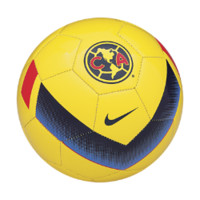 Nike Club Amrica Supporters Soccer Ball - Yellow