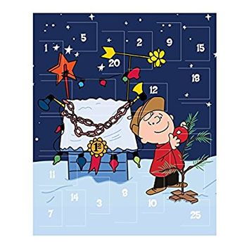 Peanuts Holiday Advent Calendar Advent Calendar