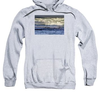 High Surf Warning In Hawaii - Sweatshirt