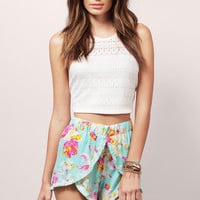 Rosey Outlook Shorts