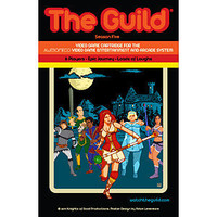 ThinkGeek :: The Official Guild Season 5 Poster