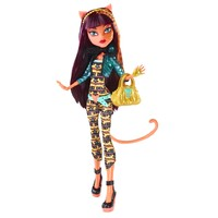 MONSTER HIGH® Freaky Fusion Cleo de Nile® Doll - Shop.Mattel.com