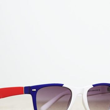 Icon Sunglasses (White)