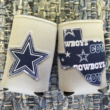 Dallas Cowboys Koozie