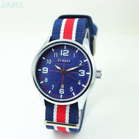 Curren waterproof wrist watch