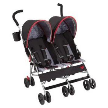 Delta Children Side by Side Umbrella Stroller