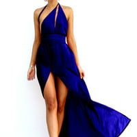 MIDNIGHT AFFAIR - MULTIWAY GOWN
