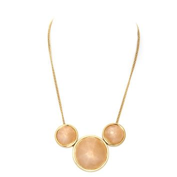 Rose Pierre Kasumi Pearl Necklace