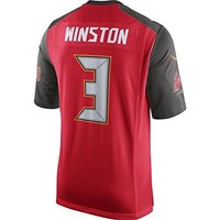 Tampa Bay Buccaneers Jameis Winston Red Youth Nike Game Jersey