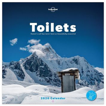 Toilets: Nature's Call Has Never Been So Beautifully Answered Wall